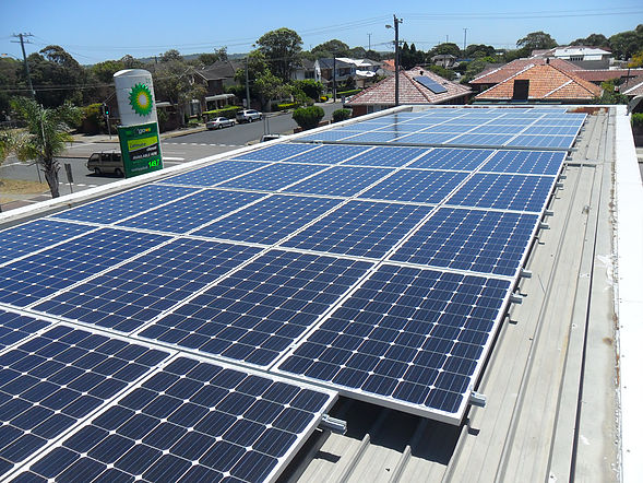 Solar Panels Central Coast