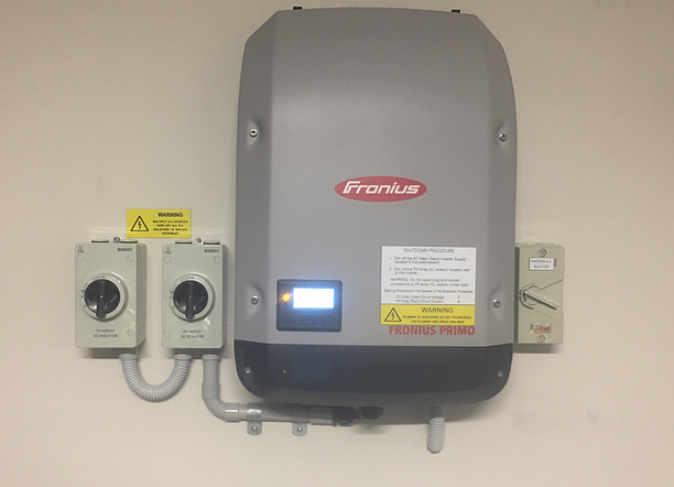 Fronius Inverter Central Coast Energy