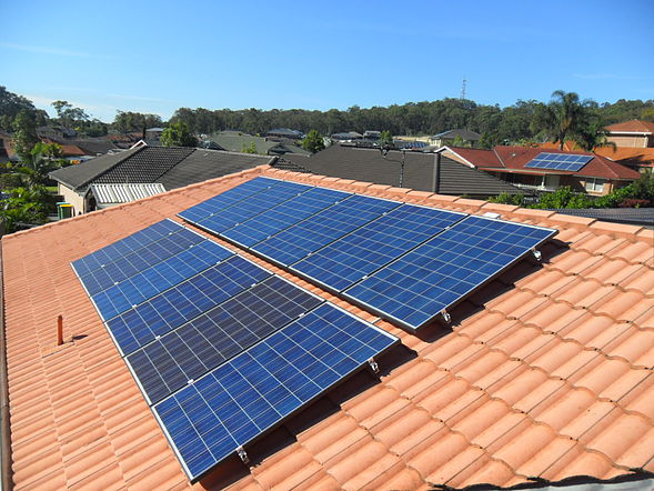 Solar Power Installation Newcastle
