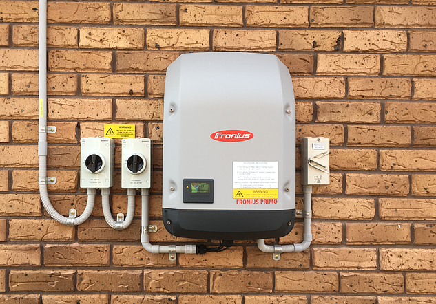 Solar Inverter by Fronius Central Coast Energy