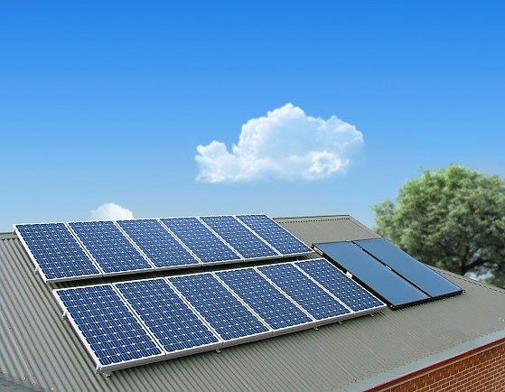 Solar Power Installation Hunter Valley