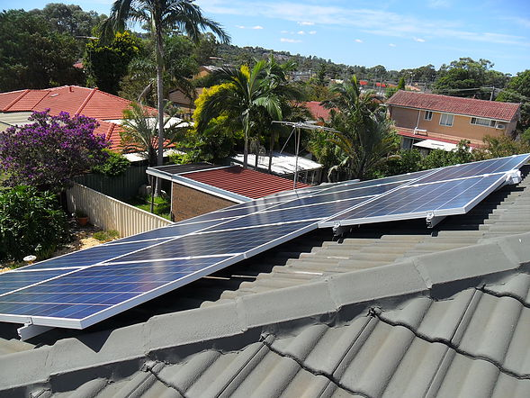 Solar Power Installation Newcastle Region
