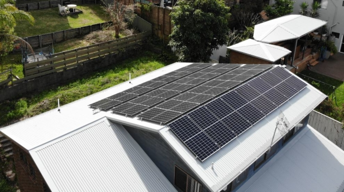 Terrigal 10.5kw Solar System