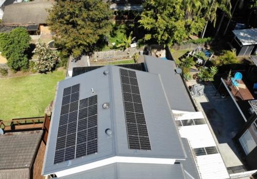 6.6kw Solar System Berkeley Vale