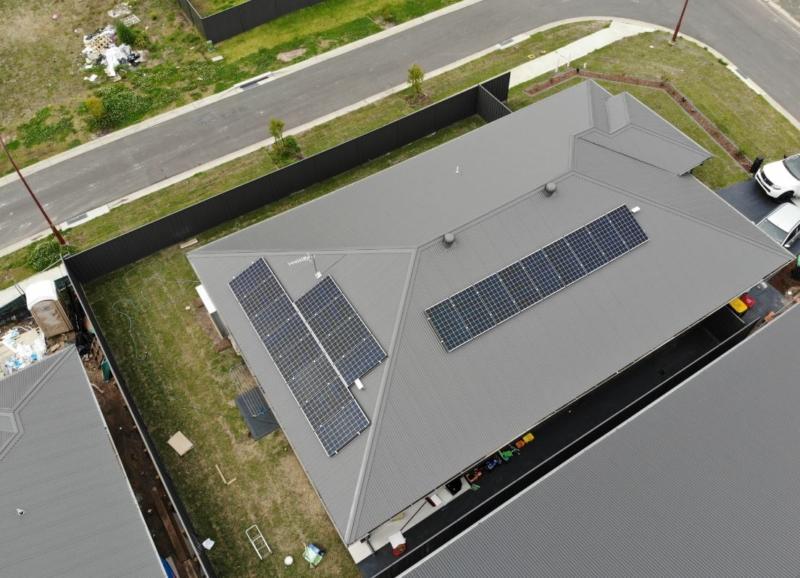 6.6kw solar installed in Hamlyn Terrace NSW