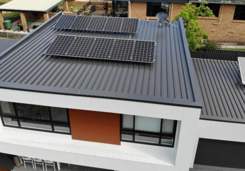 3.3kw solar installation Terrigal