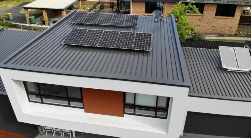 3.3kw solar installation Terrigal