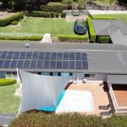 13KW Solar installation in the Matcham area