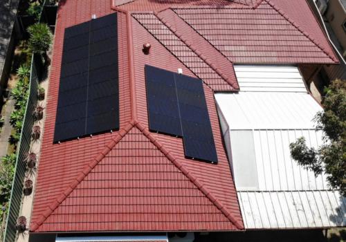 6.4KW solar installation Narara area
