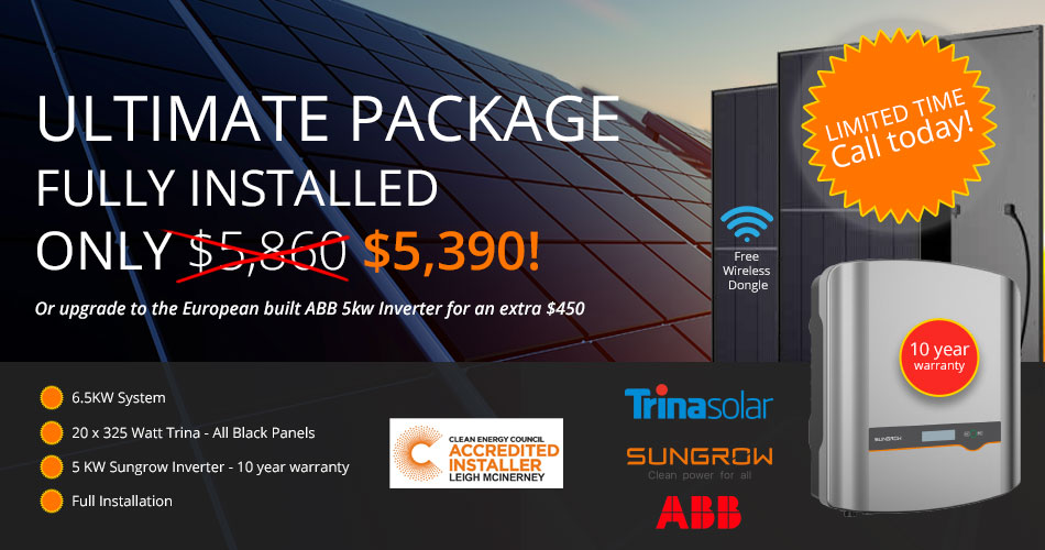 Ultimate Package - Fully Installed for only $5,390