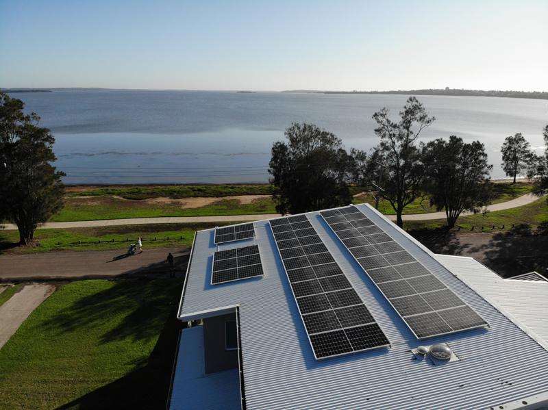 Killarney Vale REC Solar Panel