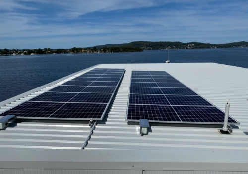 REC Panels installed in Point Clare NSW