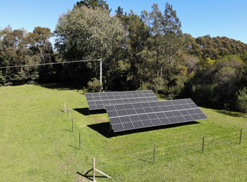 14.5kw Solar System installed at Fitzroy Falls